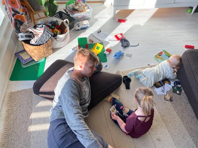 Lapsen terapia osaksi etäarkea