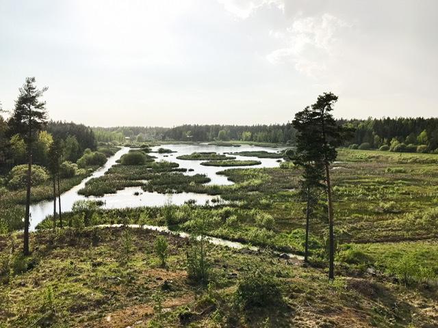Littoistenjärven luontopolku